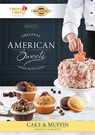 American Sweets – Cake & Muffin