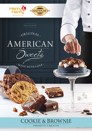 American Sweets – Cookie & Brownie